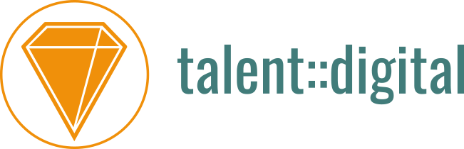 Logo talent digital