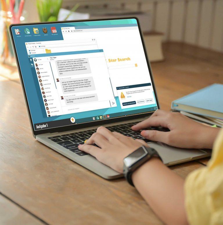 digi fit - Ein Produkt von talent digital