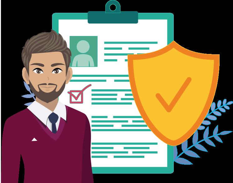 talent digital schreibt Datenschutz groß