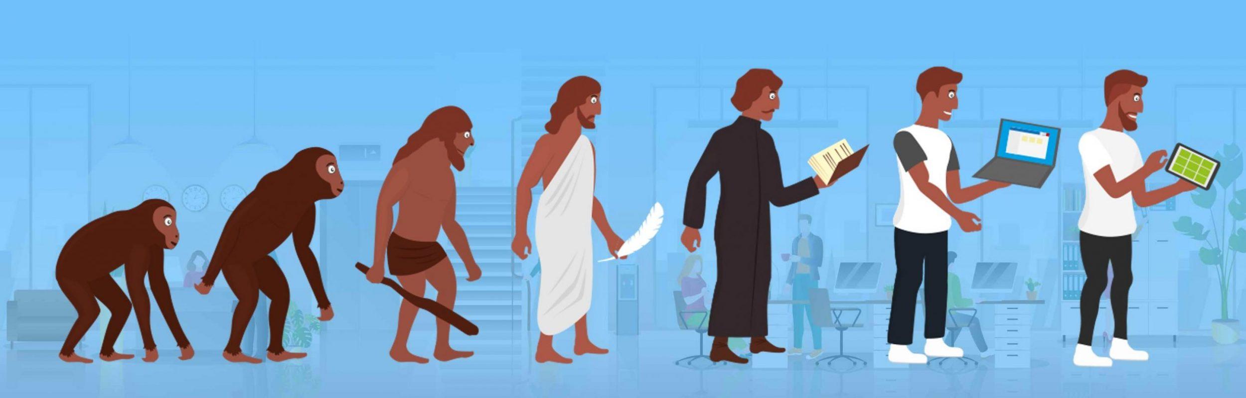 Vom homo sapiens zum homo ludens.